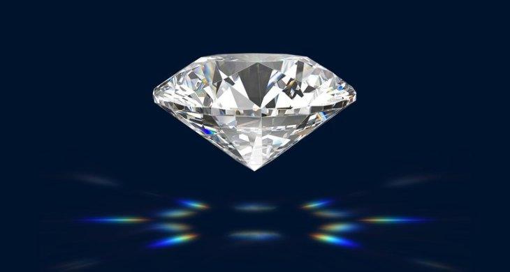 Квантовая телепортация информации внутри алмаза прошла успешно